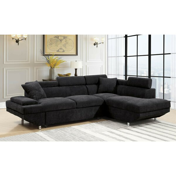 Jovan Sleeper Sectional by Orren Ellis