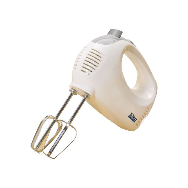 Cuisine Hand Mixer by Elite by Maxi-Matic