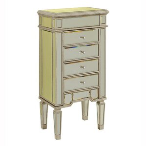 Rabia Jewelry Armoire by H..