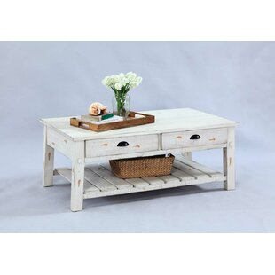 Pinard Coffee Table with Storage