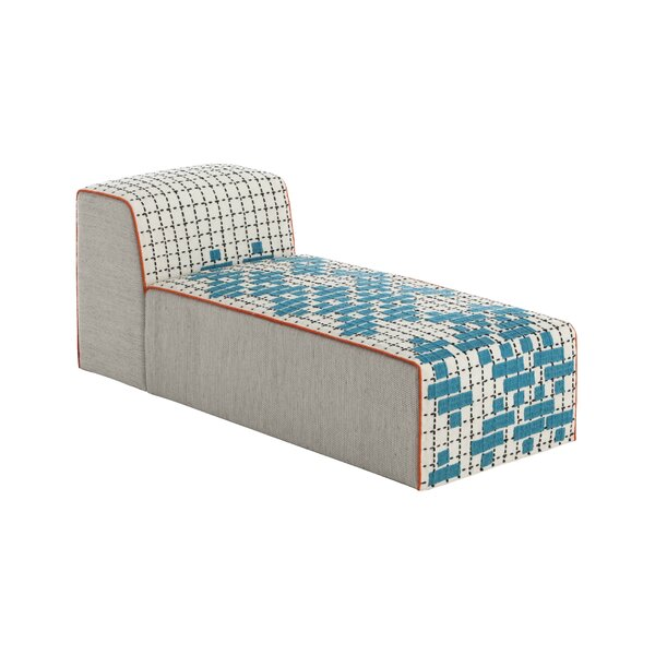 Bandas Chaise Lounge by GAN RUGS