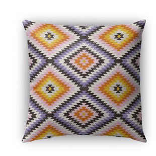 Rohoman Indoor/Outdoor Throw Pillow