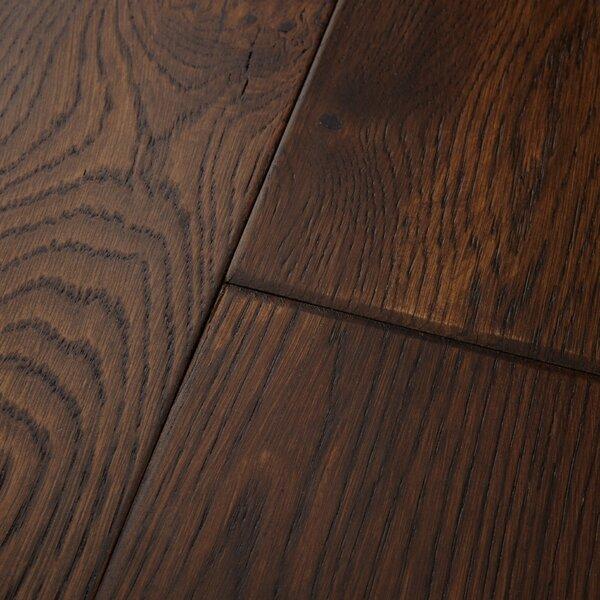 Maison 7 Engineered Oak Hardwood Flooring in Cafe by Mannington