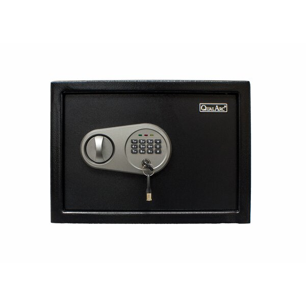 Personal Safe Box with Electronic Lock by Qualarc
