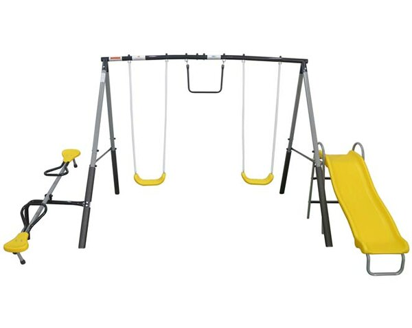 The Titan Swing Set by XDP Recreation