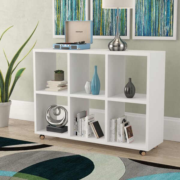 Dison Standard Bookcase by Mercury Row