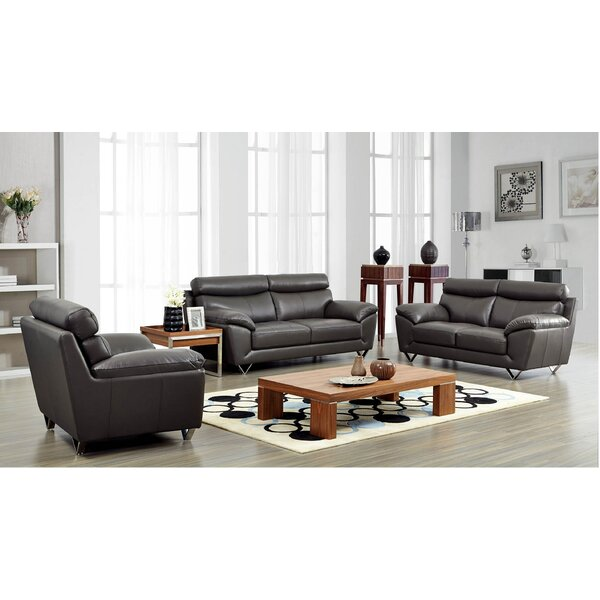 Deziree Sleeper Configurable Living Room Set by Orren Ellis