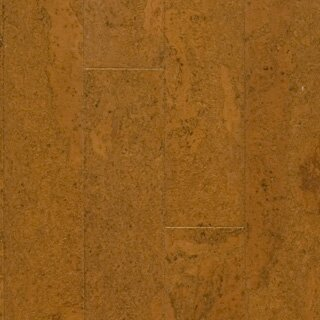 Almada 4-1/8 Cork Tile Flooring in Nevoa Cobre by US Floors
