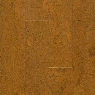 Almada 4-1/8 Cork Tile Flooring in Nevoa Cobre by US Floors