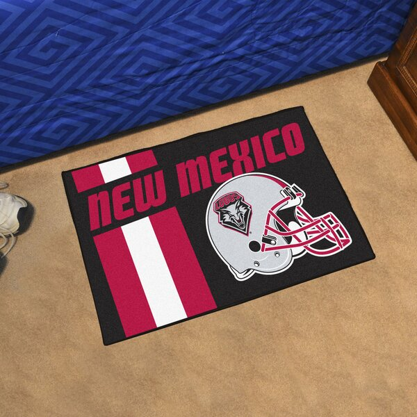 University of New Mexico Doormat by FANMATS
