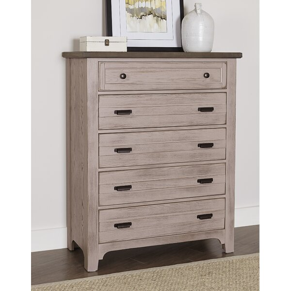 Erving 5 Drawer Chest by Darby Home Co