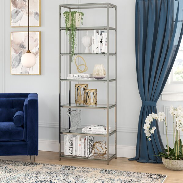 Emely Etagere Bookcase by Willa Arlo Interiors