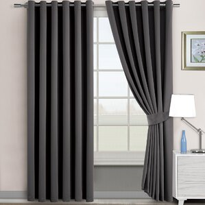 Ring Top Blackout Thermal Panel Curtains