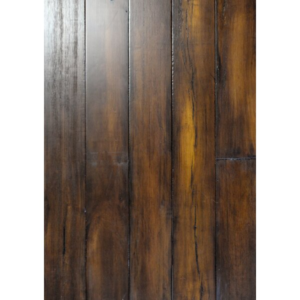 Theresa 7.5 Engineered Maple Hardwood Flooring in Nebbiolo by Albero Valley