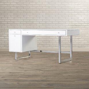 Reviews Ikon Camden Desk by Sunpan Modern