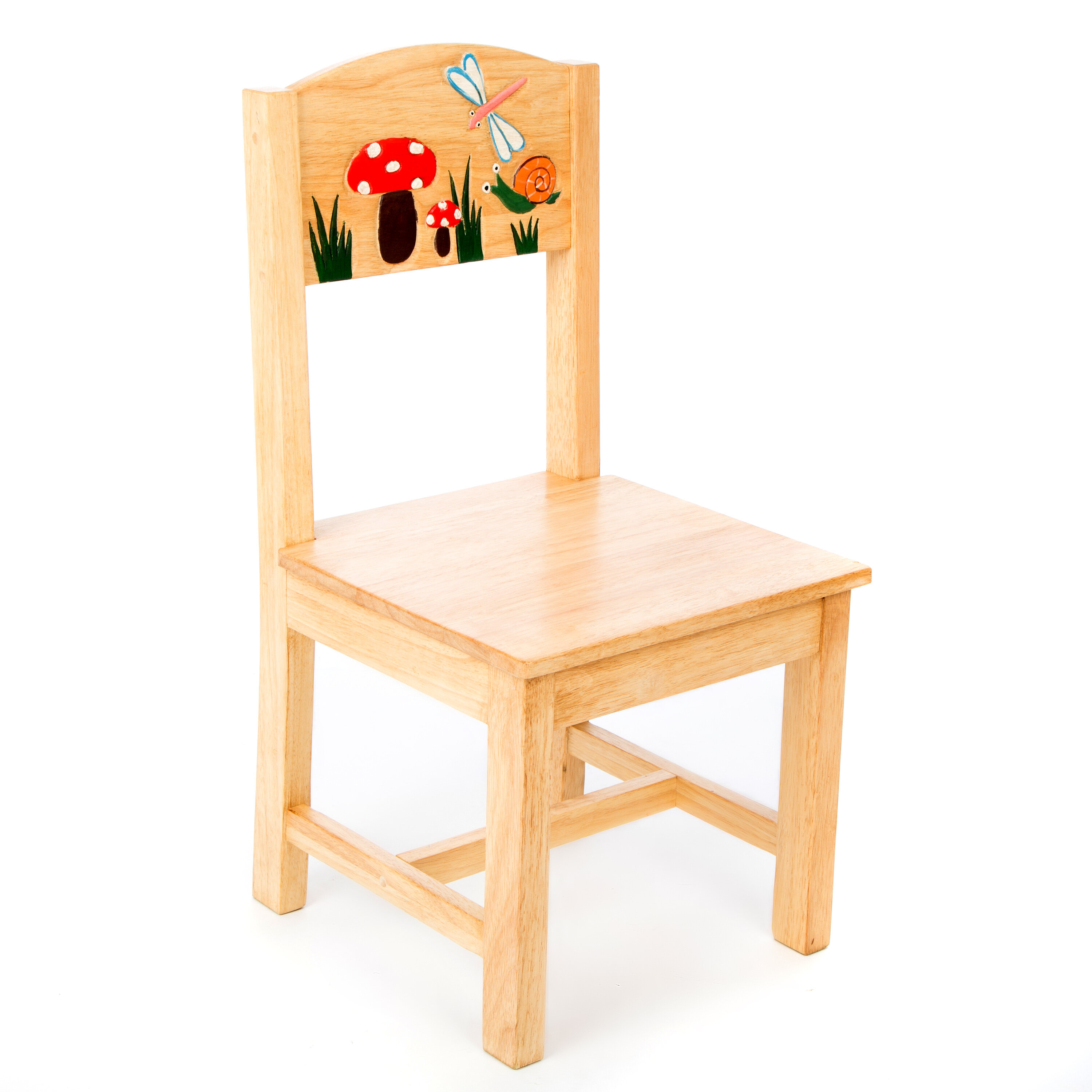 Tremendous Forest Mushroom Childrens Desk Chair Gmtry Best Dining Table And Chair Ideas Images Gmtryco