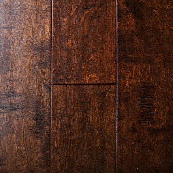 Country Estate 5 Engineered Birch Hardwood Flooring in Truffle by Meritage Hardwood