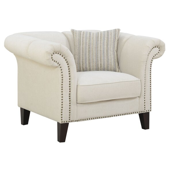 Barthel Barrel Chair by Darby Home Co