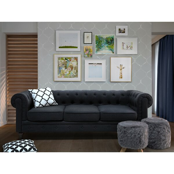 Shop Fashion Brondesbury Chesterfield Sofa by Rosdorf Park by Rosdorf Park