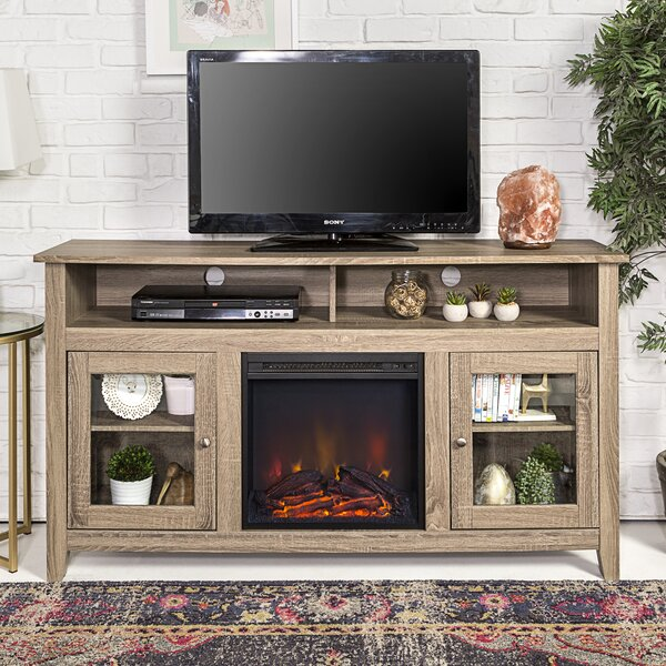 Kohn 58 TV Stand with Fireplace by Zipcode Design