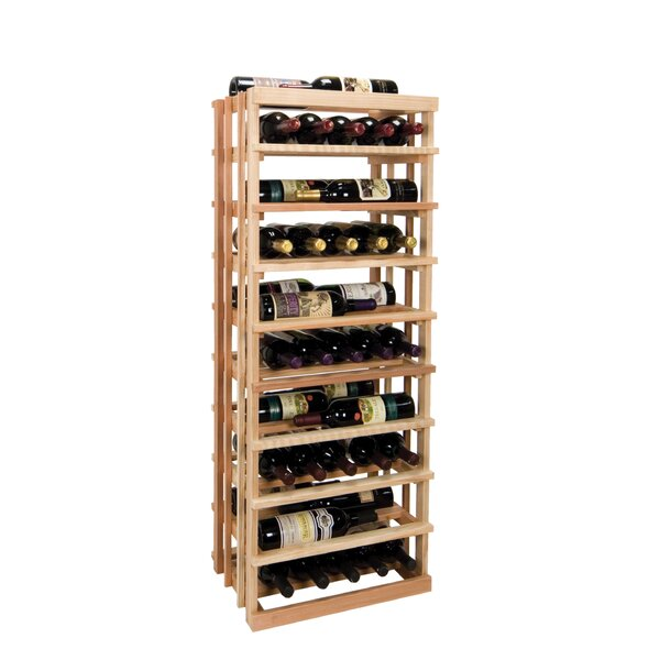 Florian 30 Bottle Floor Wine Bottle Rack by Symple Stuff Symple Stuff