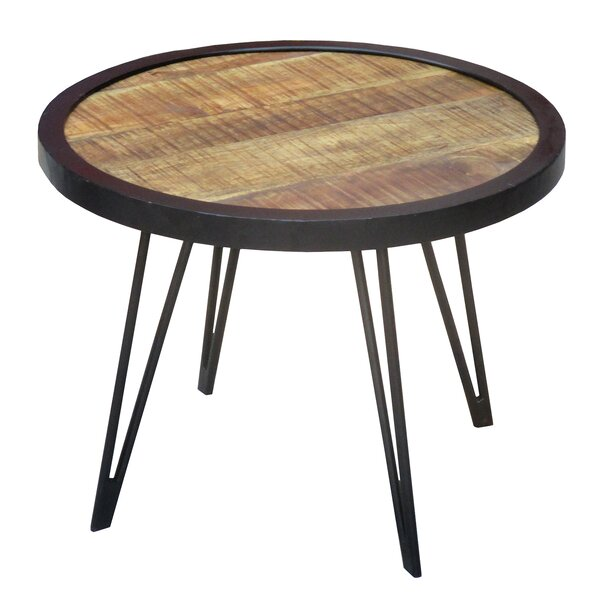 Millwood Pines Round Coffee Tables