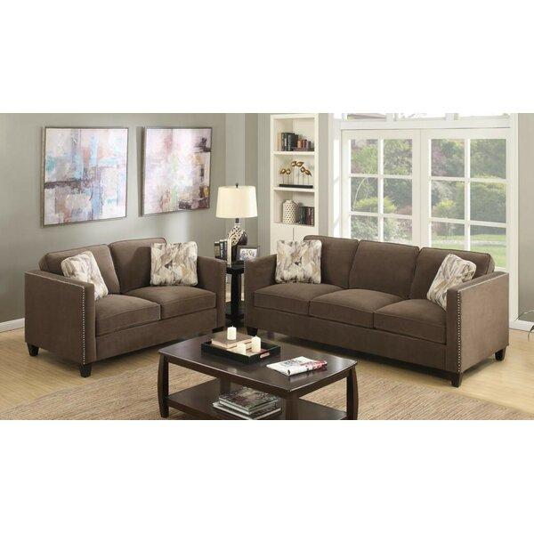 Baugh 2 Piece Living Room Set by Brayden Studio