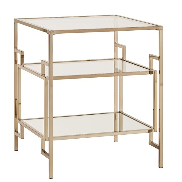 Randel End Table by Everly Quinn
