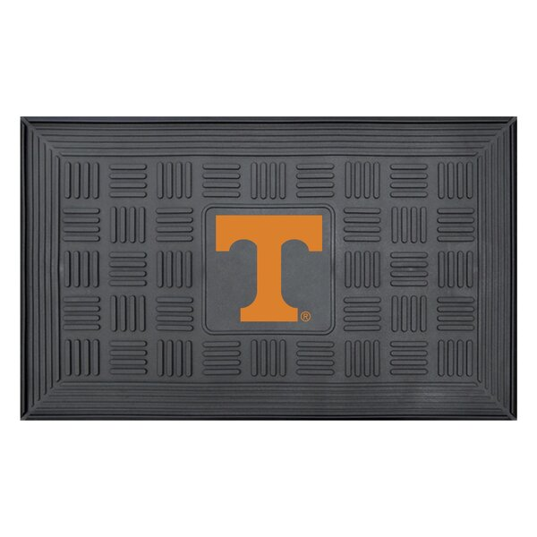 NCAA University of Tennessee Medallion Door Mat by FANMATS