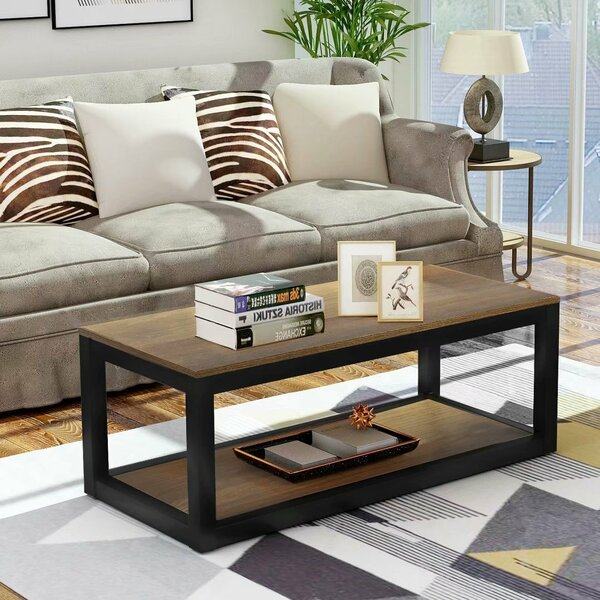 Herschel Frame Coffee Table By Union Rustic
