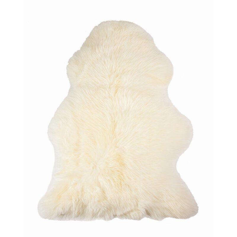 colello-handmade-sheepskin-natural-area-rug by union-rustic