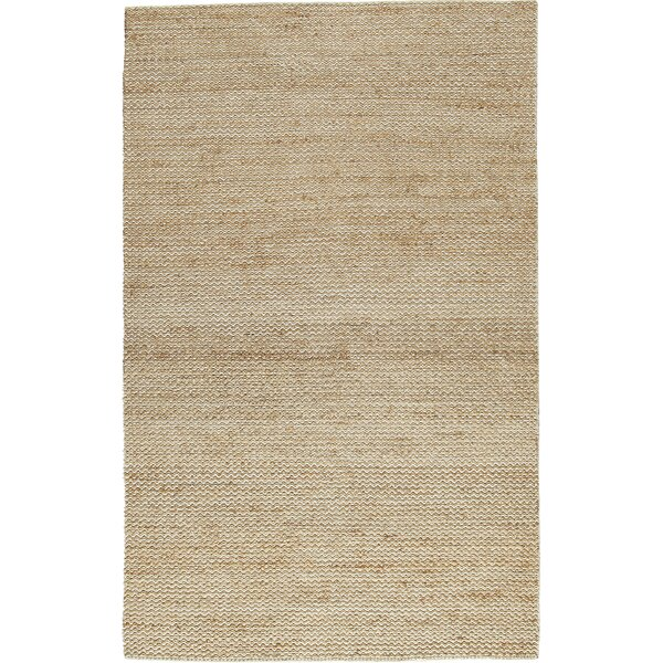 Waverley Hand-Woven Sand Area Rug by Birch Lane™