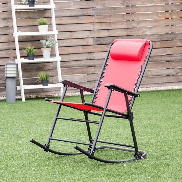 Gossett Rocking Chair by Ebern Designs