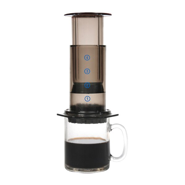 AeroPress Coffee & Espresso Maker by Aerobie