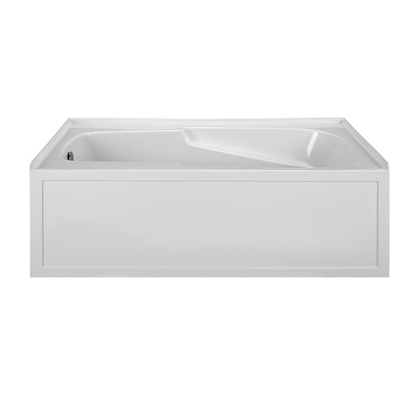 Integral Skirted 60 x 42 Air Bath by Reliance