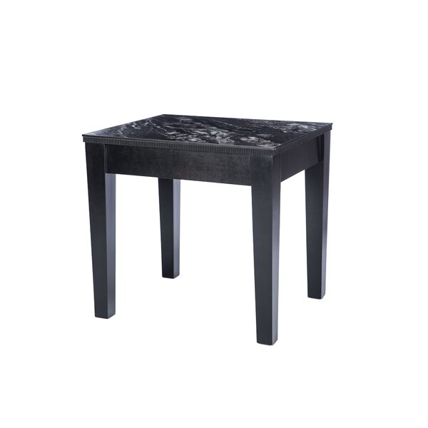 Soho End Table by Akin