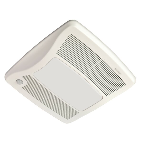 Ultra Series Motion Sensing Ceiling Fan Light by Broan