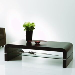 Liza Modern Coffee Table Orren Ellis