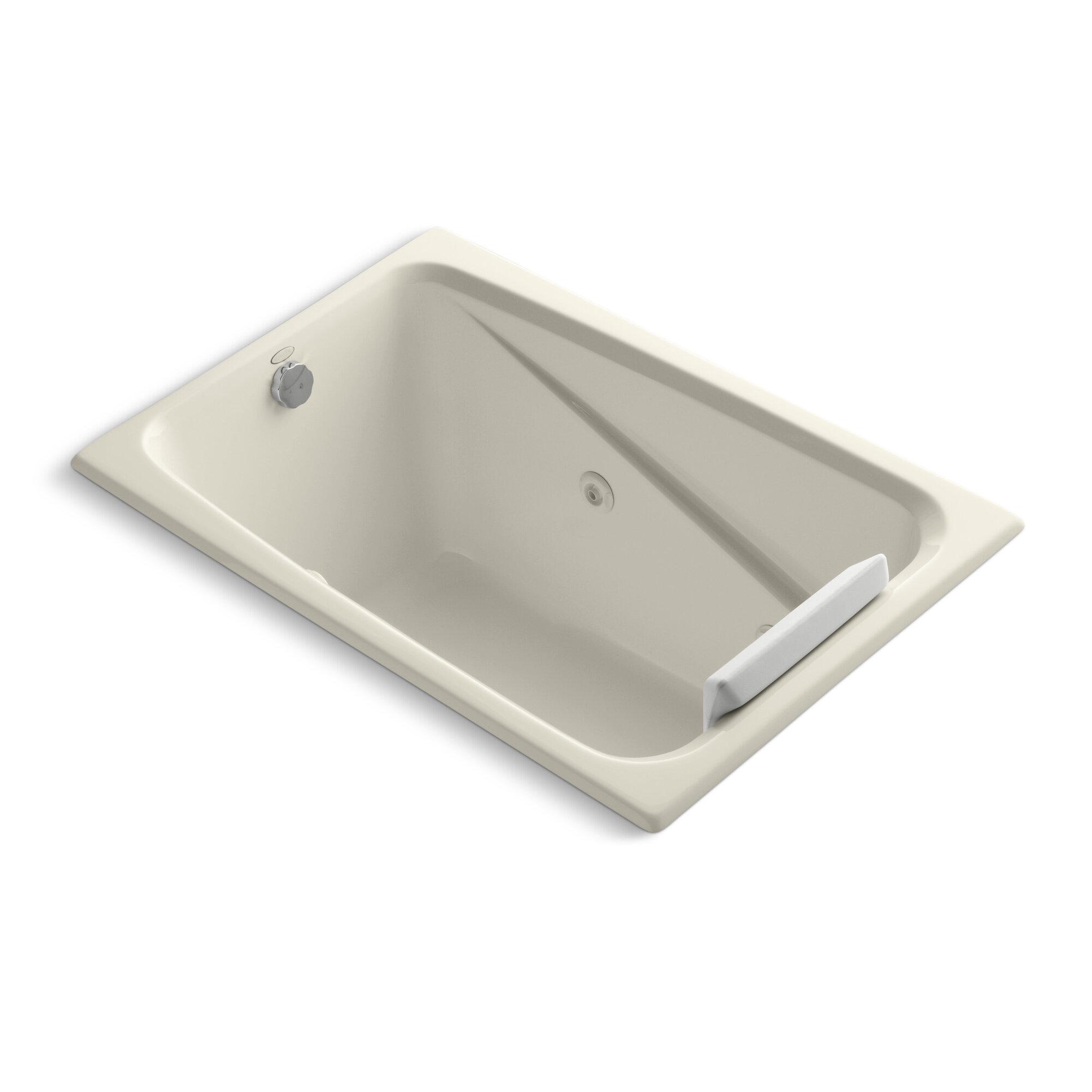 Greek 48 X 32 Whirlpool Bathtub