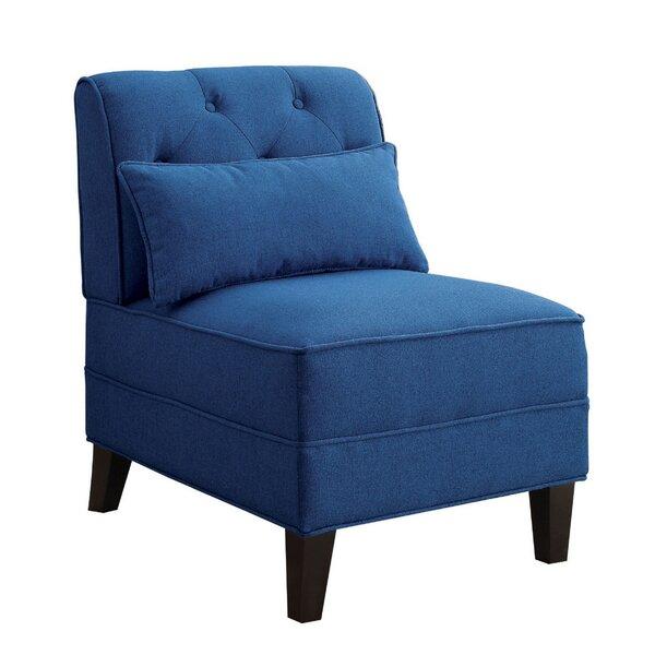 Redus Slipper Chair by Winston Porter