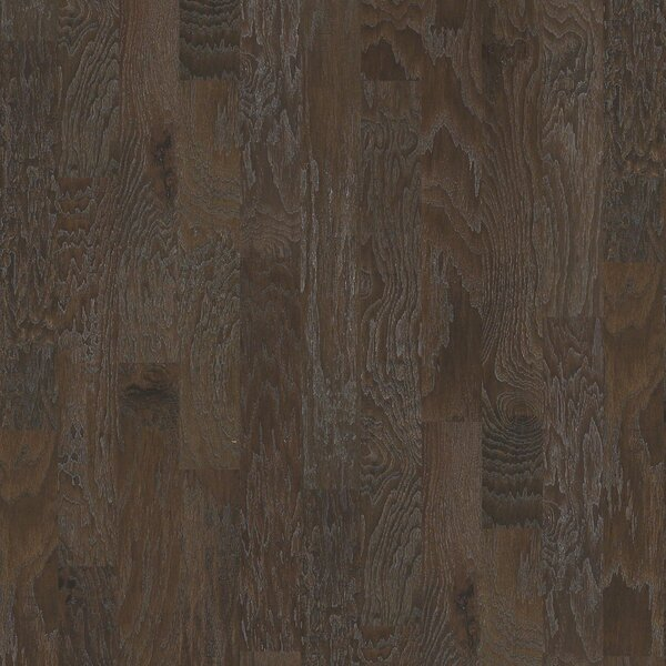 Evergreen 5 Engineered Hickory Hardwood Flooring in Cypress by Shaw Floors