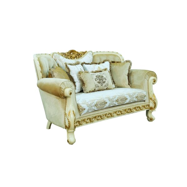 Telford Loveseat By Astoria Grand