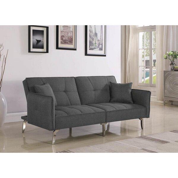Brokaw Convertible Sofa by Orren Ellis