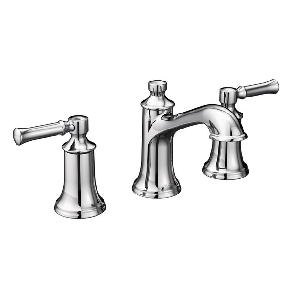 Dartmoor Widespread Bathroom Faucet by Moen