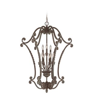 Westerleigh 9-Light Foyer Pendant By Astoria Grand