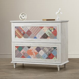 Venlo 2 Drawers Accent Cabinet