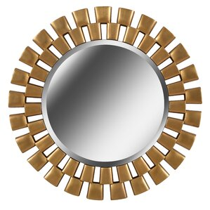 Wayfair Wall Mirrors gold wall mirrors you'll love | wayfair
