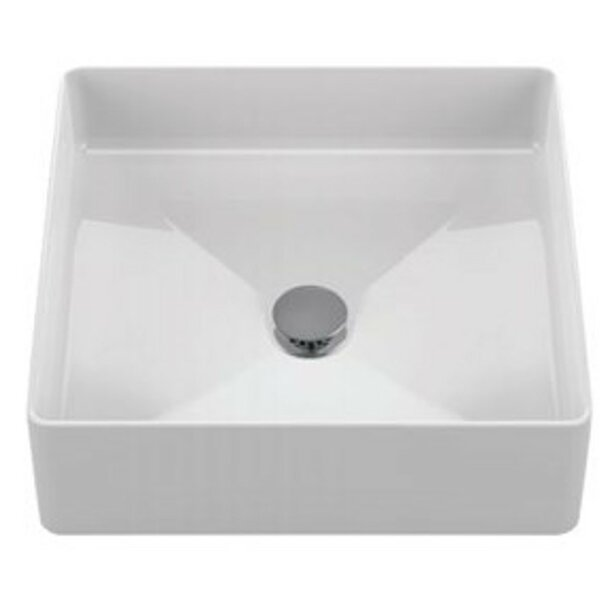 Arvina Square Vessel Bathroom Sink by Toto