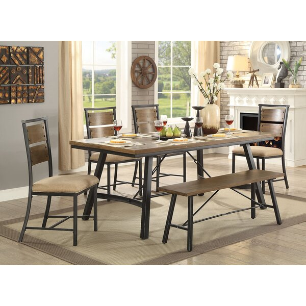 Buhl Dining Table by Union Rustic