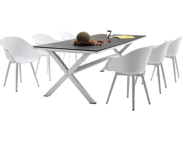 Waylon 7 Piece Dining Set by Corrigan Studio